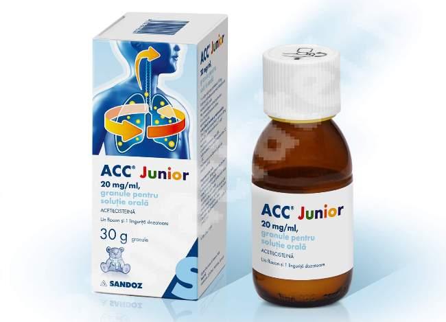 АЦЦ- аналог Аскорила, обдадает муколитическим действием