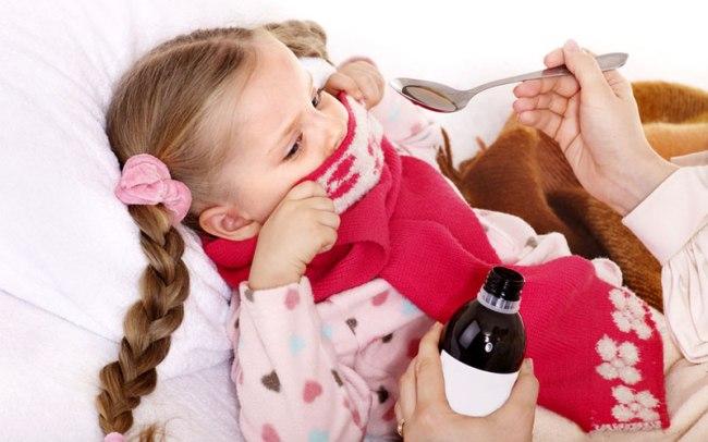 Дозировку сиропа Эреспал должен назначать врач, учитывая вес и возраст ребенка