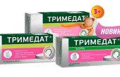 Тримедат® – инструкция по применению, показания, схема приема при болях в ЖКТ и основные аналоги