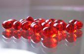Vitamin E capsules instruction manual, reviews