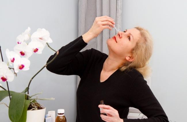 Витаон можно закапывать в нос для лечения насморка и гайморита