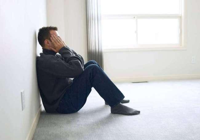 Апатия может быть симптомом депрессивного расстройства