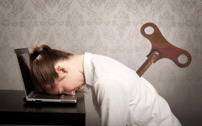 Хроническая усталость может спровоцировать развитие апатии