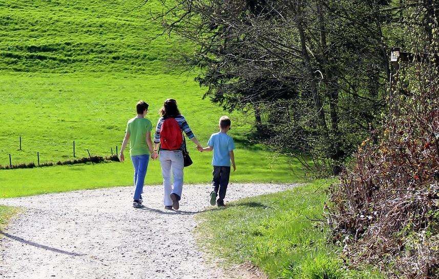 Прогулки на природе помогут побороть легкую форму апатии