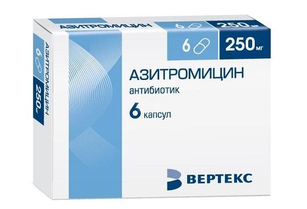 Азитромицин - антибиотик широкого спектра действия, редко вызывает побочные эффекты