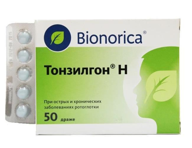 Тонзилгон Н - аналог Бронхомунала, можно ли заменить медикамент на другой препарат - должен решать врач
