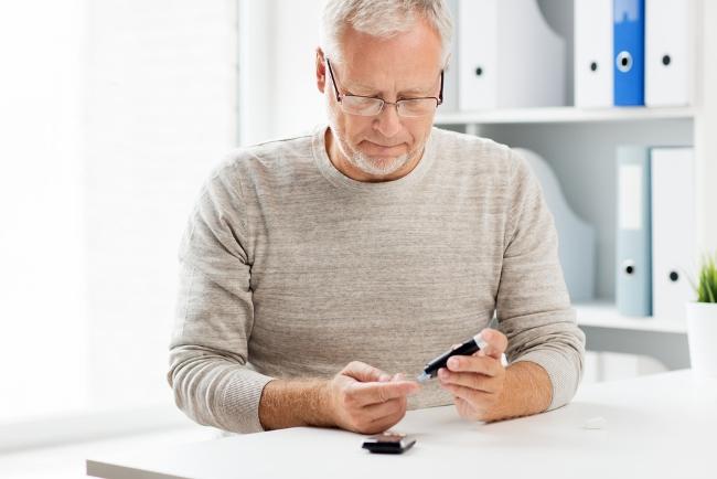 Деперессия у мужчин может развиться, как осложнение сахарного диабета