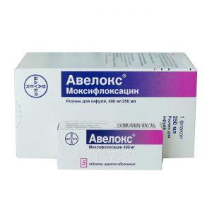 Авелокс - самый дорогой аналог Левофлоксацина
