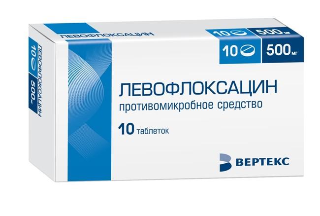 Левофлоксацин - антибиотик широкого спектра действия, применяется для лечения инфекционно-воспалительных процессов в организме