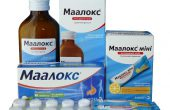 Инструкция по применению Маалокса, цена и отзывы, аналоги препарата