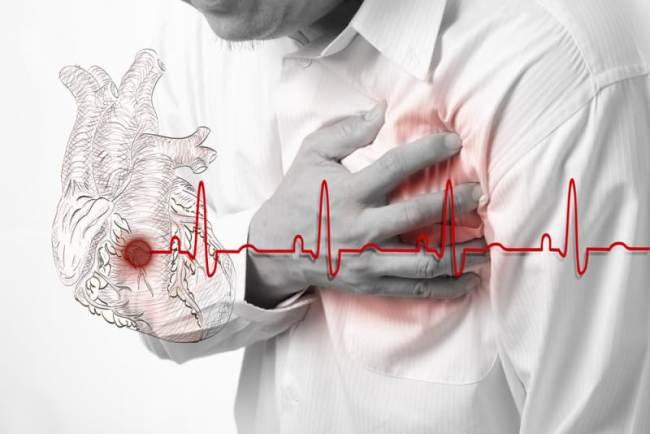 Боли в области сердца - побочный эффект таблеток Небилет