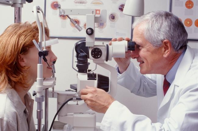 Биомикроскопия глаза - один из наиболее достоверных методов диагностики глазных заболеваний