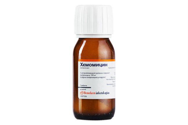 Хемомицин - аналог Сумамеда, обладает сходным механизмом действия