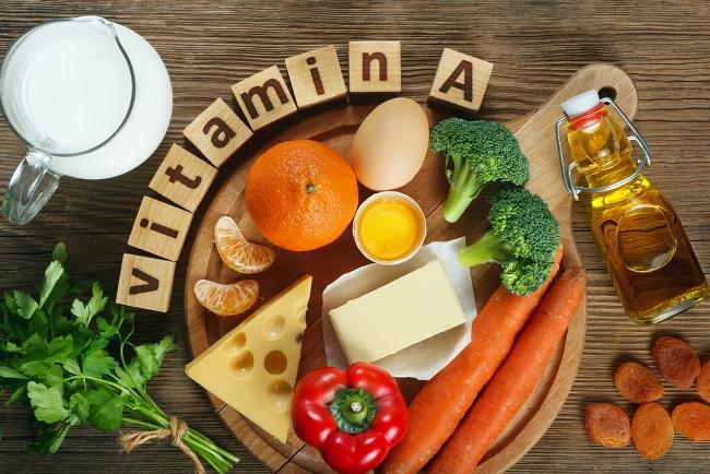 Витамин А - жирорастворимый витамин, выполняющий множество полезных функций: укрепляет иммунитет, улучшает состояние кожи и волос, необходим для поддержания остроты зрения