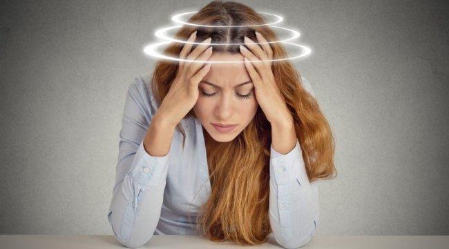 После приема препарата может наблюдаться головокружение