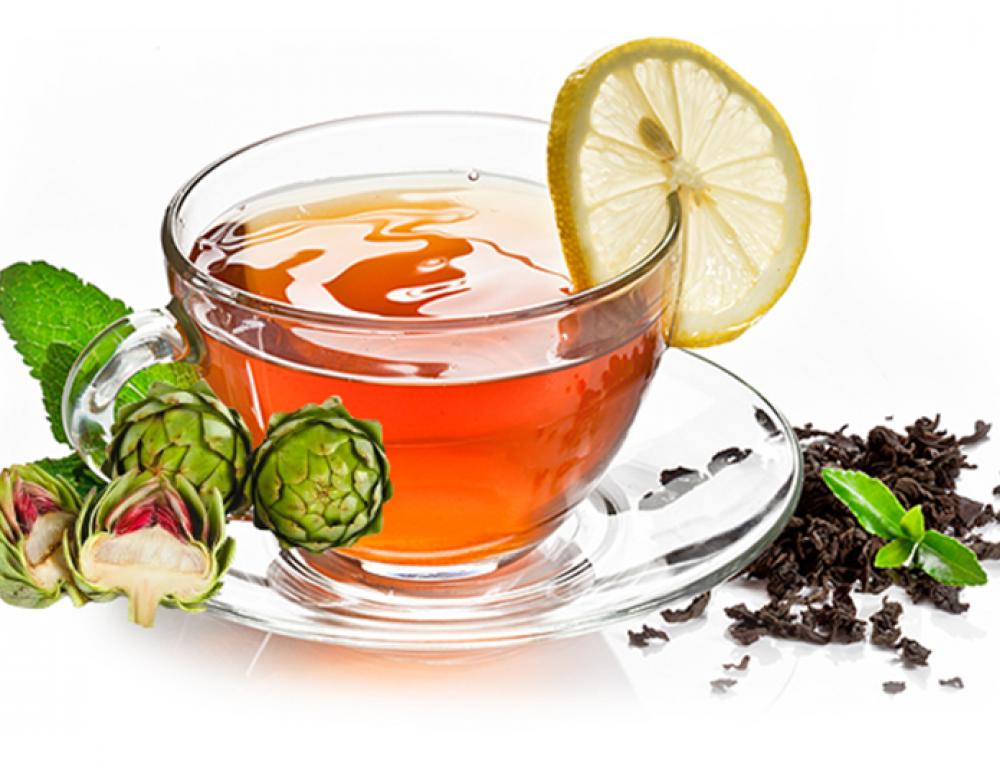 Чай с артишоком - не только вкусный, но и очень полезный напиток