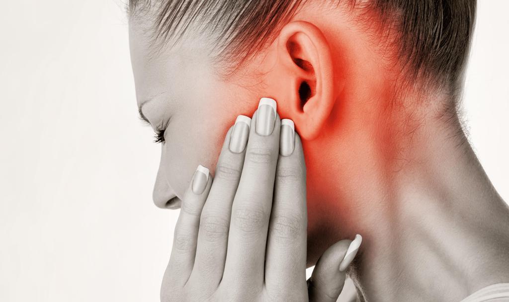 Препарат назначается при отите среднего уха