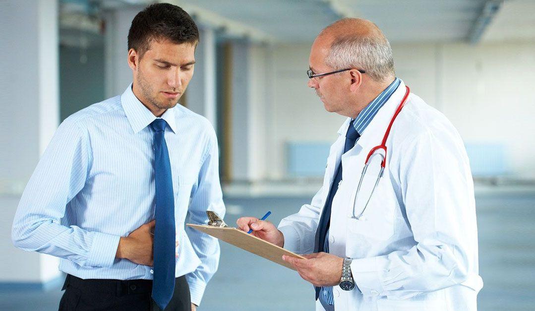 К гастроэнтерологу можно обратиться в районную поликлинику или же в частный медицинский центр
