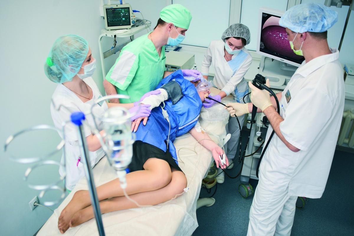 Гастроскопия - достоверный метод диагностики патологий желудка