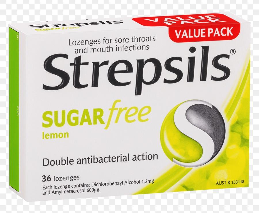 Стрепсилс - аналог Гексализа, обладает сходным действием
