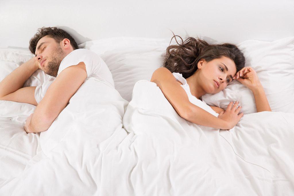 При снижении полового влечения нужно обратиться к урологу
