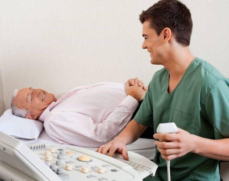 УЗИ - один из наиболее достоверных методов диагностики заболеваний мочеполовой системы