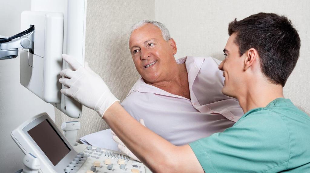 УЗИ предстательной железы - один из наиболее достоверных методов диагностики патологий простаты