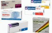 ТОП 8 лучших таблеток от глистов, лечение и профилактика – список противогельминтных таблеток и ТОП 4 суппозиториев