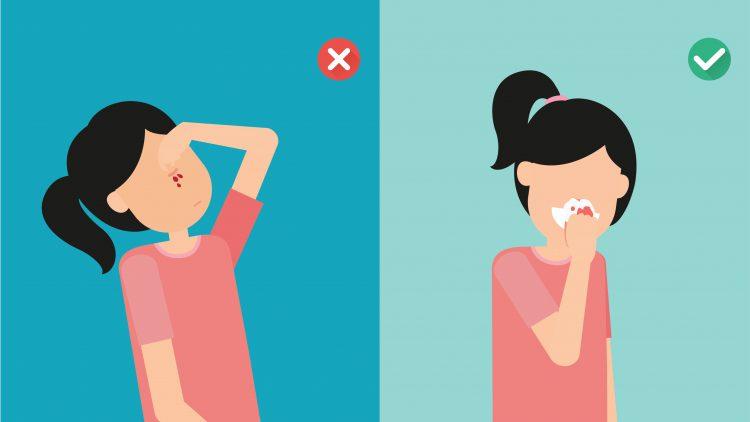 Давайте посмотрим правде в глаза: кровь из носа может случиться в любое время и по множеству причин, но нужно знать, как оказать первую, скорую медицинскую помощь, что-бы быстро и правильно остановить носовое кровотечение.