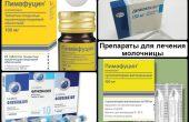 Все лекарства для лечения молочницы