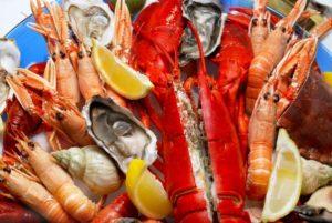 Морские продукты нужно принимать для понижения уровня холестерина в крови