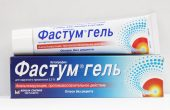 Which cases are being Fastum gel? How to use the drug