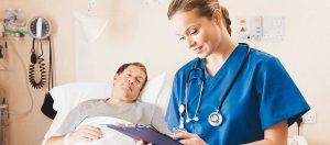 Сначала нужно провести осмотр пациента для правильного назначения лечения