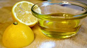 Прибегаем к помощи лимона