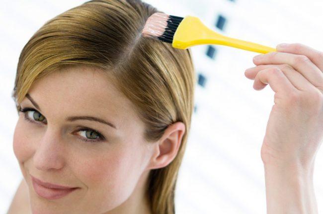 Домашнее ламинирование волос имеет эффект спустя 3-5 сеансов