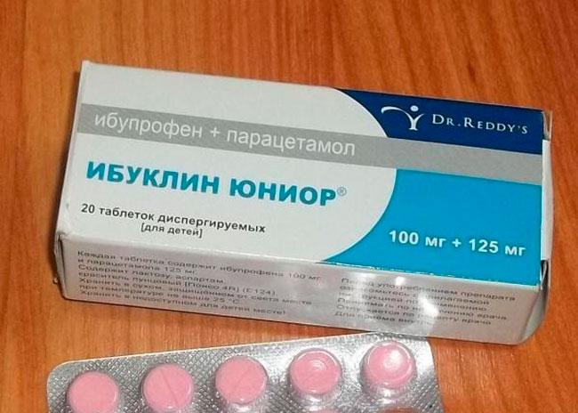 Ибуклин – синтетический комбинированный препарат, который оказывает жаропонижающее, анальгезирующее и противовоспалительное действие