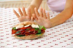 Придерживаемся диеты
