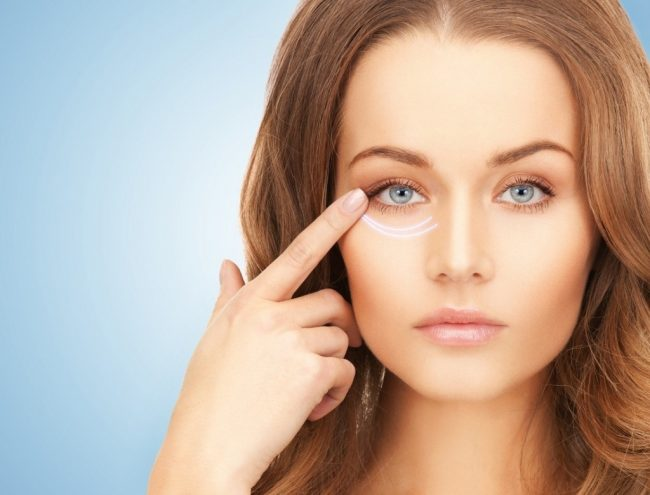 Чувствительная кожа под глазами - это очень точный индикатор нарушений в работе организма