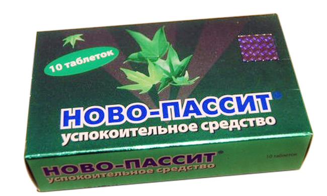 Комбинированный препарат, состоящий из комплекса экстрактов из лекарственных растений и гвайфенезина, устраняет страх, психическое напряжение, расслабляет гладкие мышцы