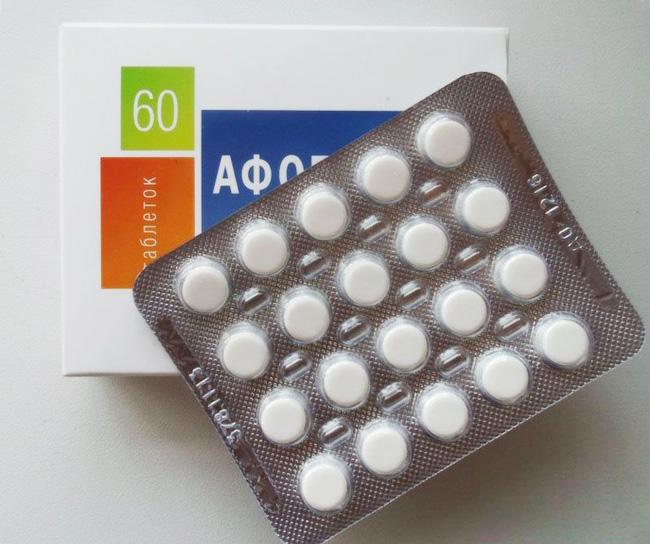 Препарат Афобазол выпускают в форме таблеток