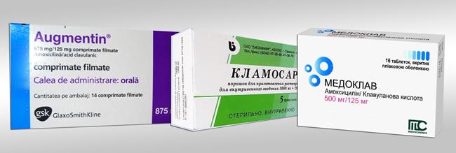 В аптеках продаются аналоги Амоксициллина, обладающие сходным действием
