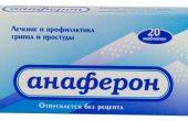 Анаферон взрослый – насколько эффективен от гриппа и простуд? Инструкция по применению таблеток и отзывы
