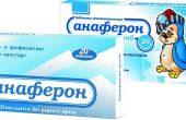 Анаферон дзіцячы (кроплі і таблеткі) – карысць прэпарата і правілы прымянення