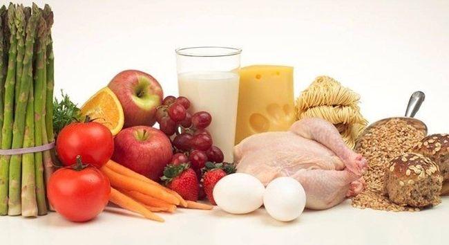 Правильное питание - залог успешного лечения и профилактики анемии