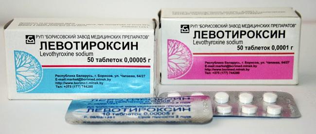 Для лечения повышенного уровня АТ к ТПО, врач назначает гормональные препараты, Левотироксин - одно из популярных лекарственных средств при лечении повышенного уровня АТ к ТПО