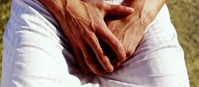 Одна из причин ноющих болей в паху - цистит