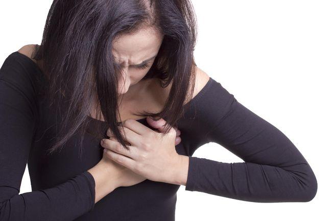 Симптомы боли в сердце и невралгии очень похожи