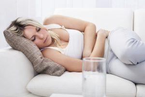 Боли при менструациях - это стандартное явление, но следует внимательно следить за проявлением этих болей и сопутствующими симптомами, т.е. если во время боли она ощущается еще и в паху, то это повод для беспокойства