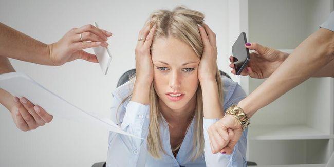Боль грудных желез может возникнуть из-за регулярного стресса