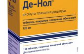 When and how to take De-Nol? The price and the reviews about the drug